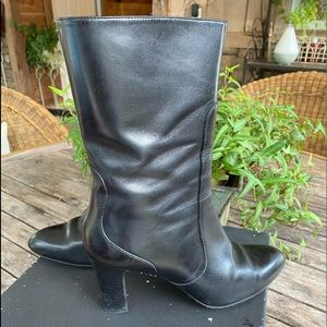 Cole Haan Boots - Black